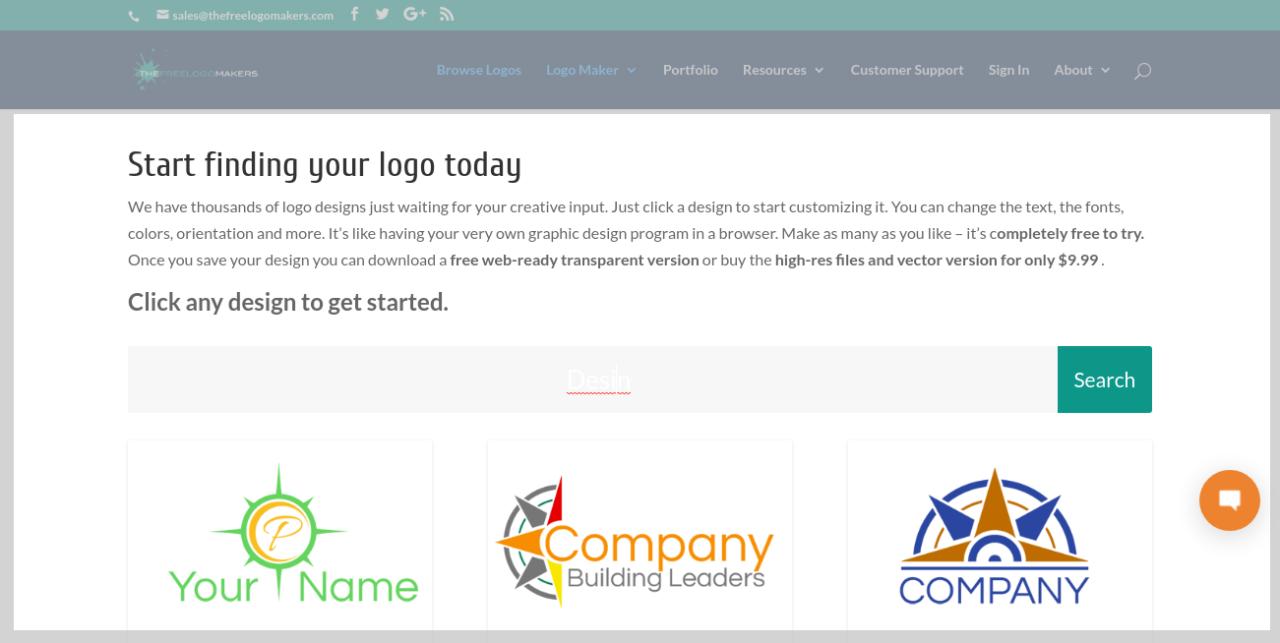 Instant-Logo-Maker