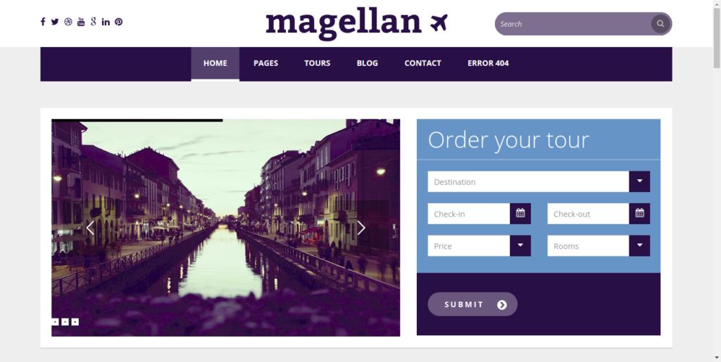 magellan travel theme 1024x515