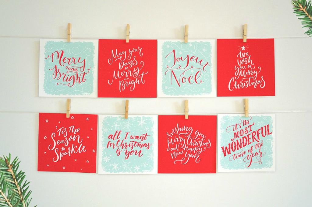 printable christmas greeting cards 1024x681