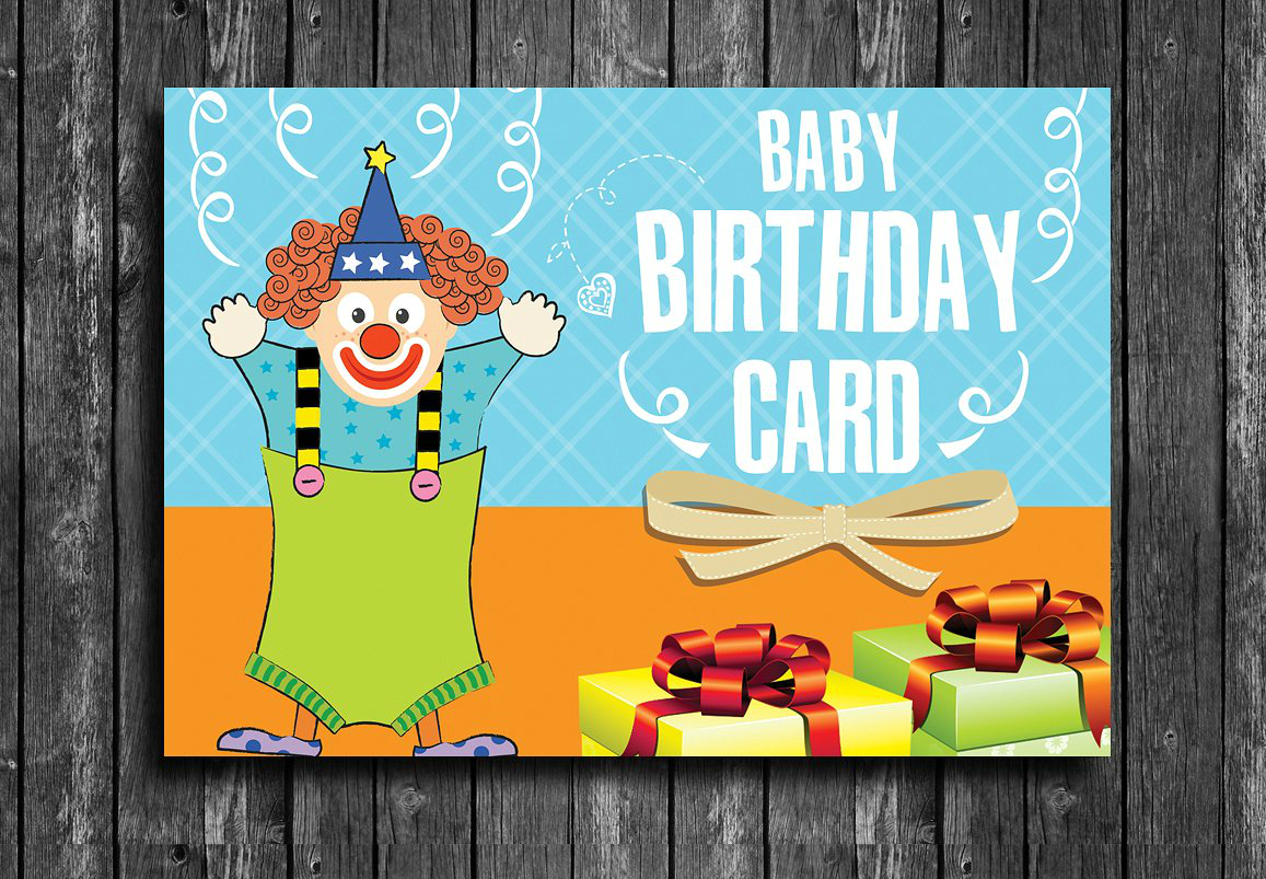 20 birthday card psd examples design trends premium psd vector baby birthday card template psd maxwellsz