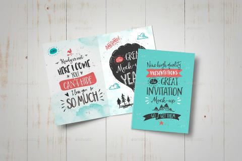The Great Invitation Card Design