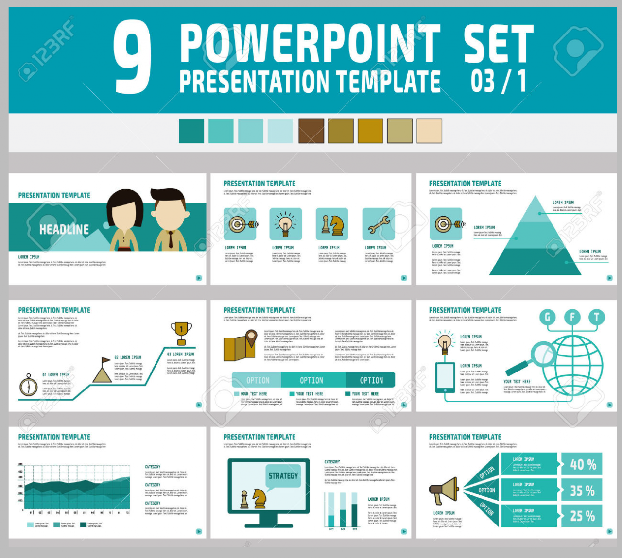 Free Energy Powerpoint Templates: 10 Labor Day PowerPoint Templates