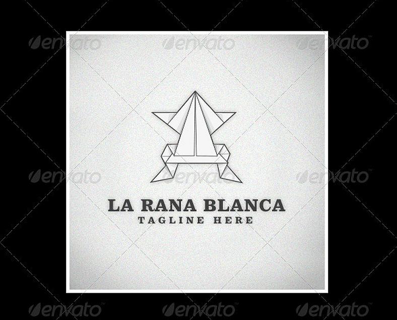 origami logo