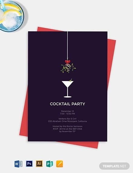formal cocktail