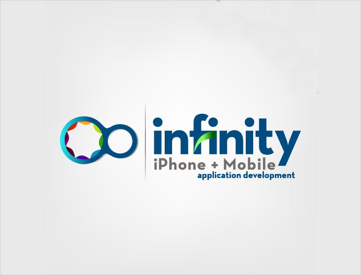 Mobile App Development Logo