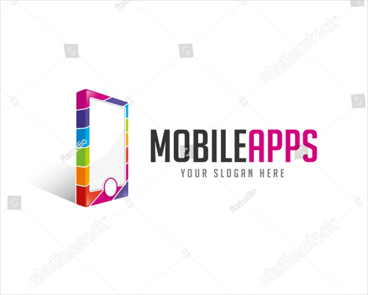 Multipurpose Mobile Application Logo Design