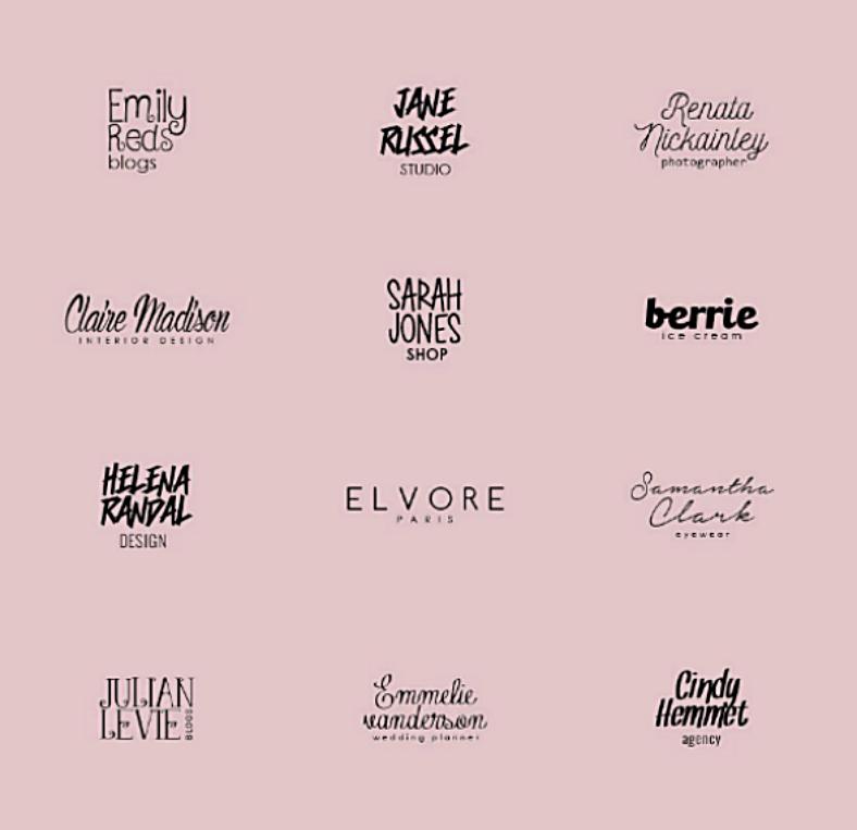 10+ Minimalist Logo Designs