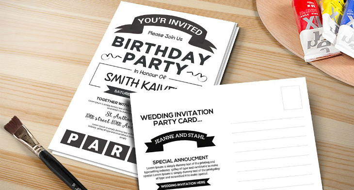27 party invitation designs in psd design trends premium psd