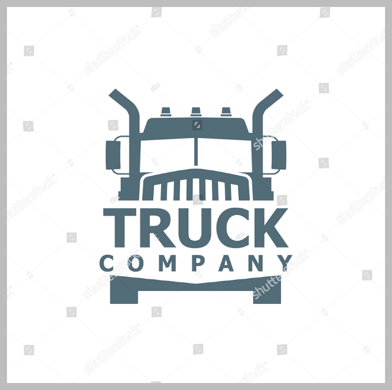 18 Truck Logo Designs | Design Trends - Premium PSD ...