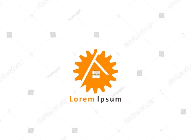 Modern House Logo Design