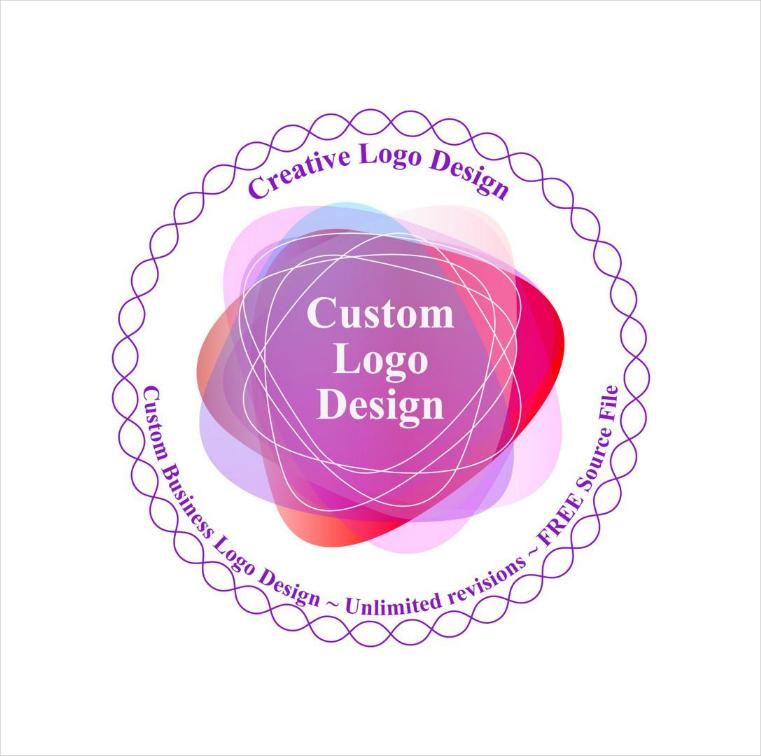Creative Custom Personal Logo Design