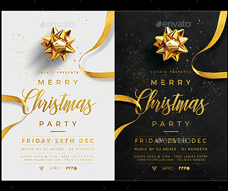 Christmas Flyer.18 Christmas Flyer Designs Word Ai Psd Design Trends