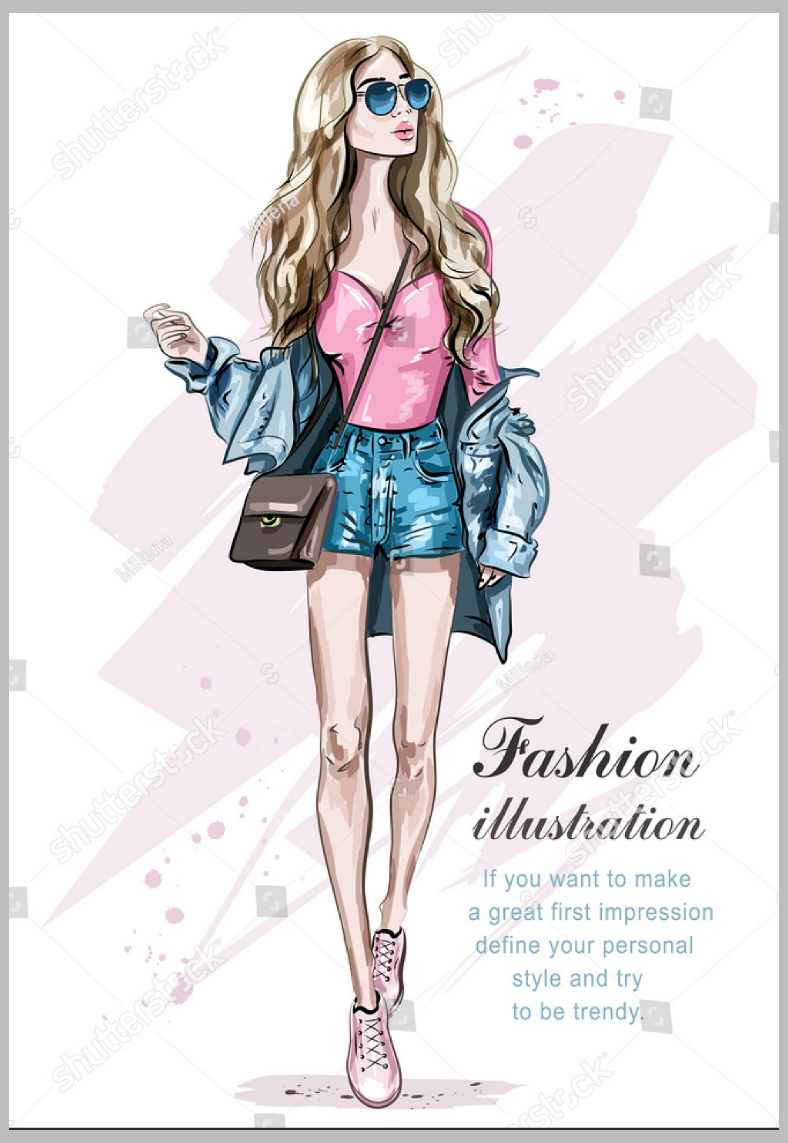 18 Fashion Illustration Designs Design Trends Premium