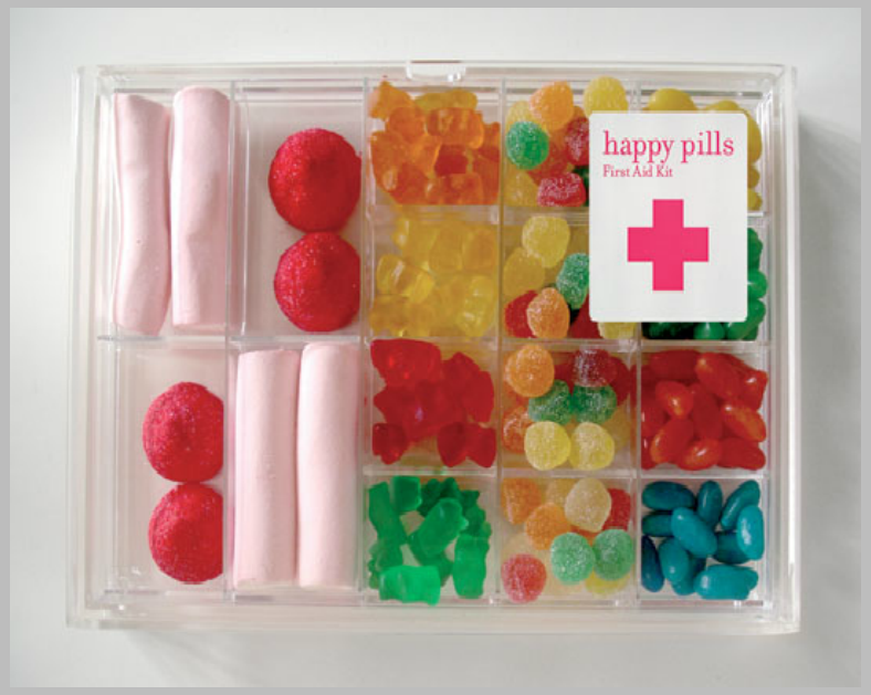 Candy Branding Examples