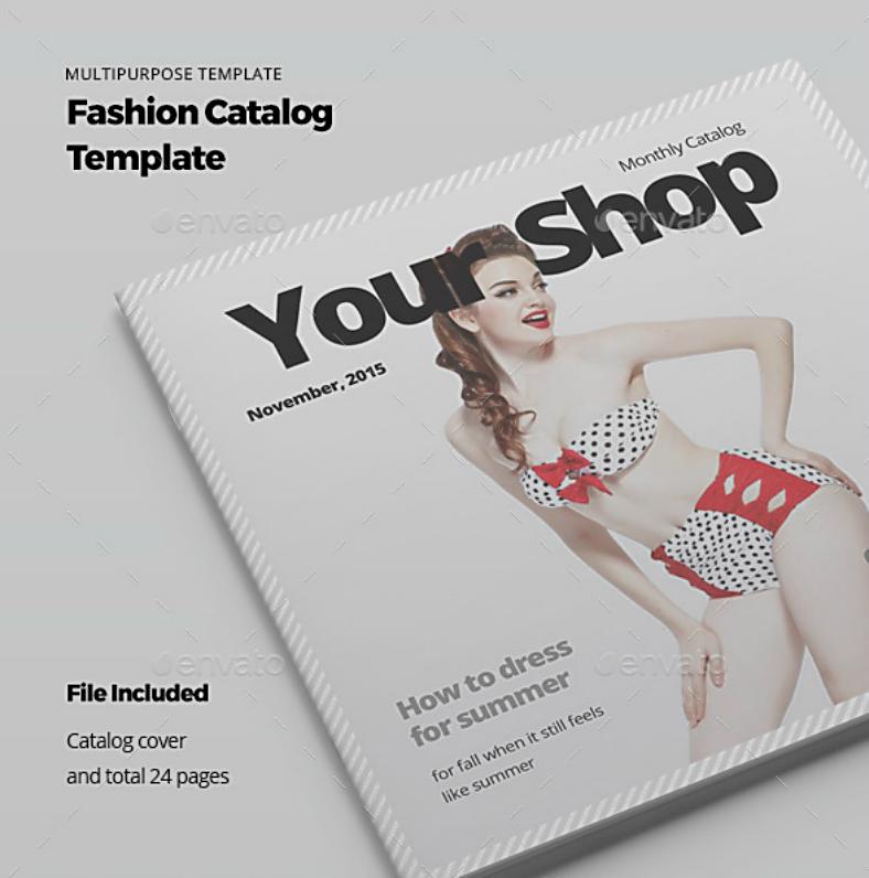 Fashion Catalog
