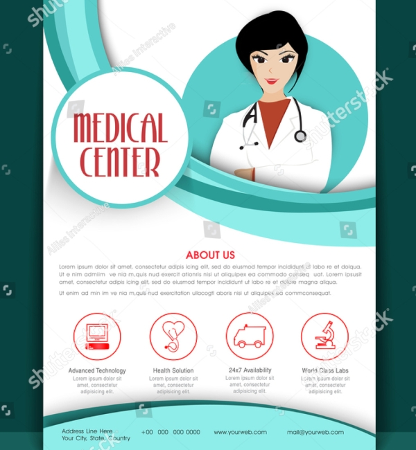Medical-Center-Flyer-Design1