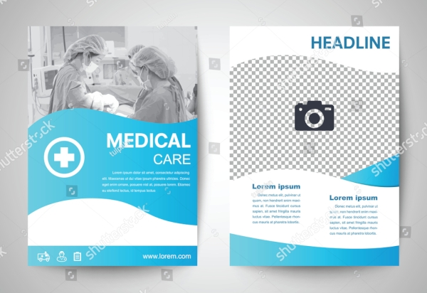 Standard Medical Flyer Design